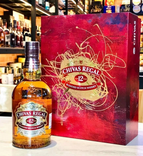 Chivas Regal 12 Year