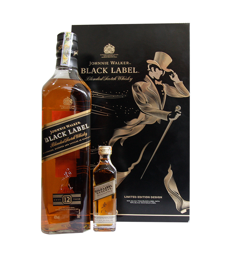 Johnnie Walker Black Label 2018