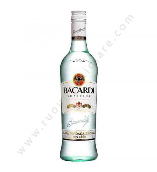 Rượu Bacardi Superior Rum