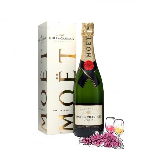 Rượu Champagne Moet & Chandon Brut Imperial