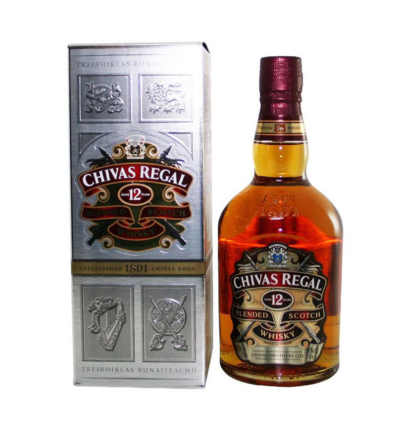 Rượu Chivas 12 750ml