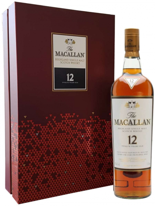 Rượu MacaLLan 12 Year, 2017