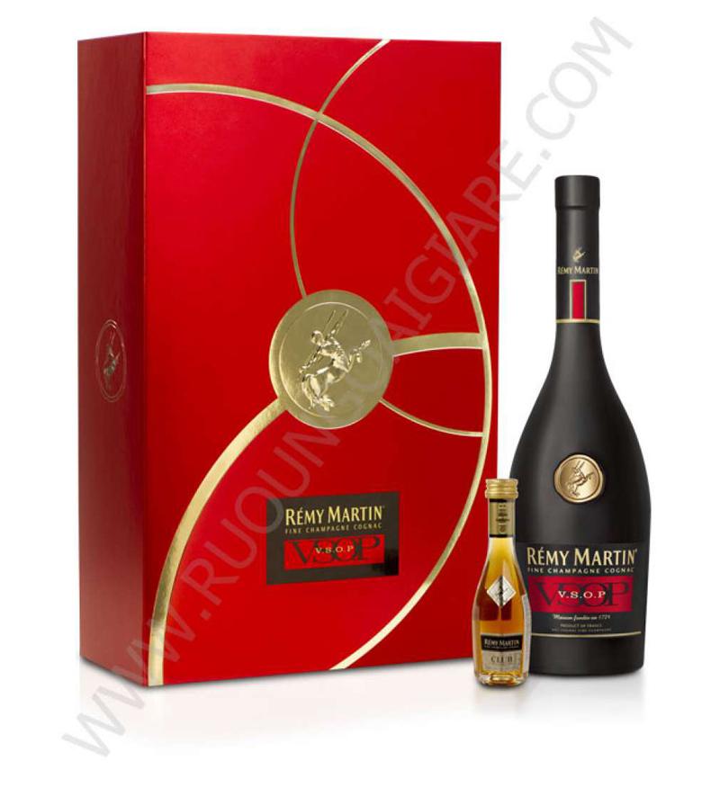 Rượu Remy VSOP Black 2016