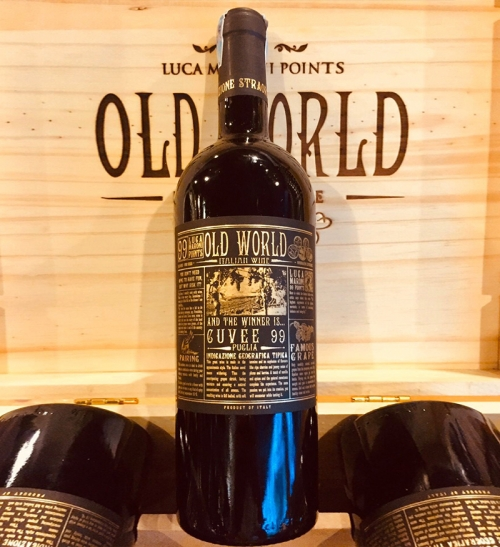 Rượu vang Ý Old WORLD